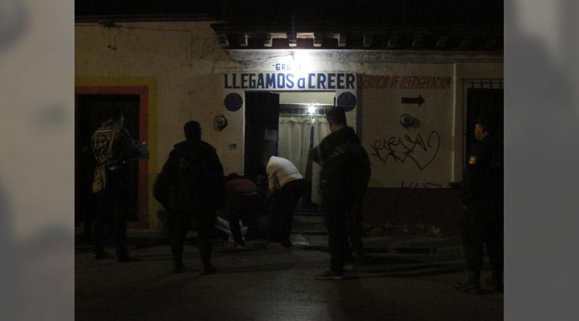 Muere afuera de un anexo en el centro de Oaxaca | El Imparcial de Oaxaca