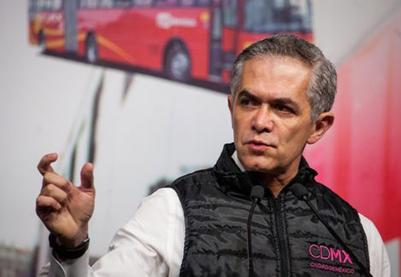 Mancera, candidato del PRD esperará definición del Frente | El Imparcial de Oaxaca