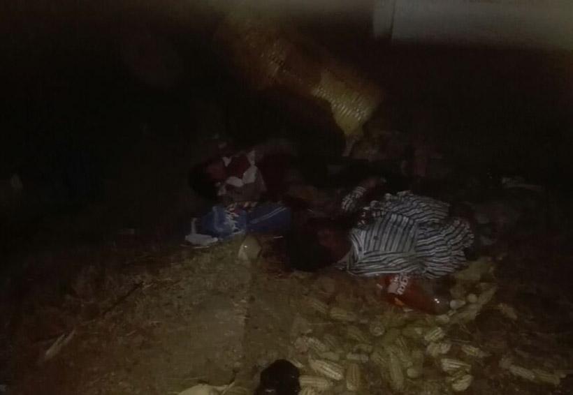 Continúan investigaciones por muertes en Guadalupe, Zaachila   El Imparcial de Oaxaca