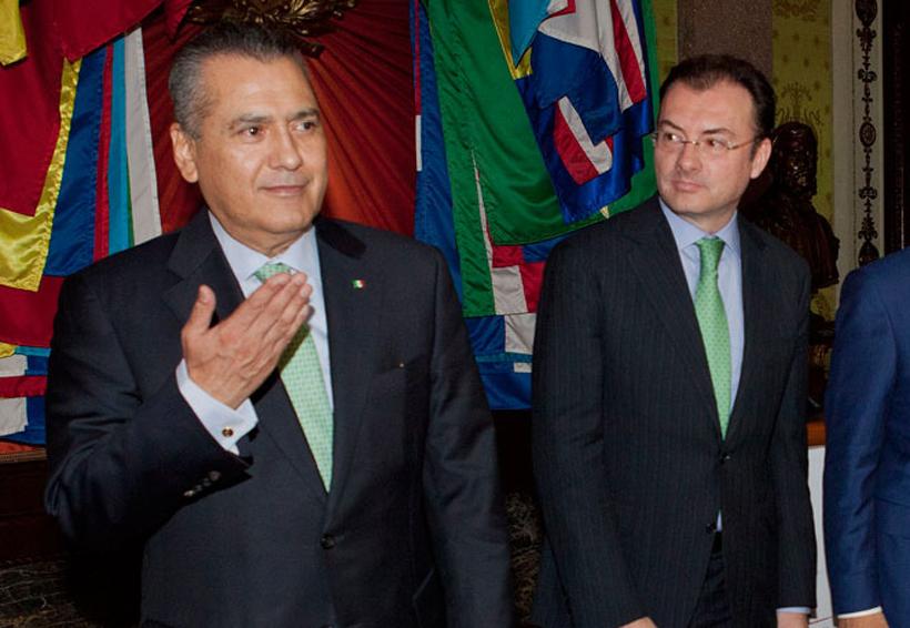Videgaray y Beltrones, bajo sospecha en la trama de corrupción | El Imparcial de Oaxaca