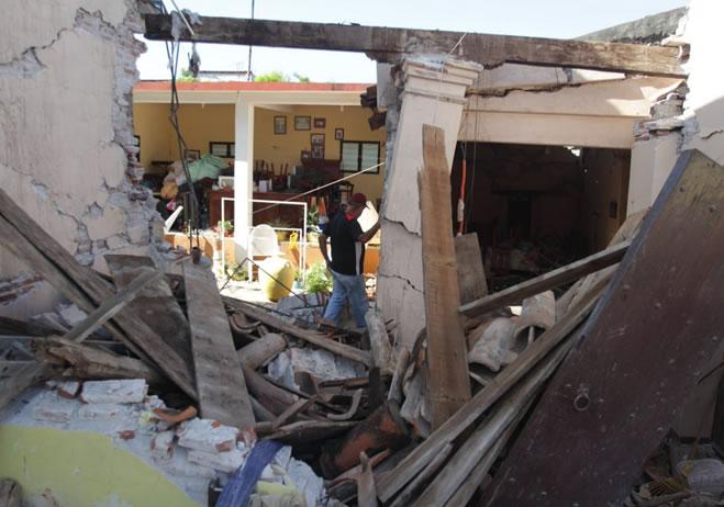 A partir de enero, rehabilitación  de escuelas en Juchitán, Oaxaca | El Imparcial de Oaxaca