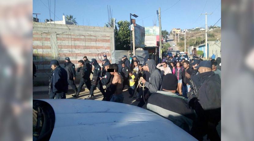 Muere linchado en San Martín Mexicápam; Oaxaca | El Imparcial de Oaxaca