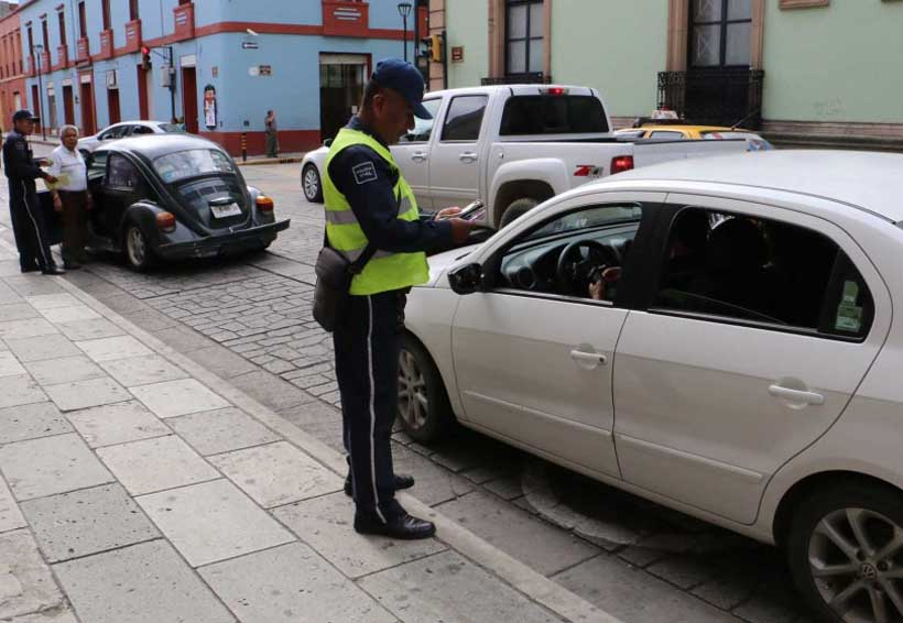 Bajos salarios en agentes viales de Oaxaca | El Imparcial de Oaxaca