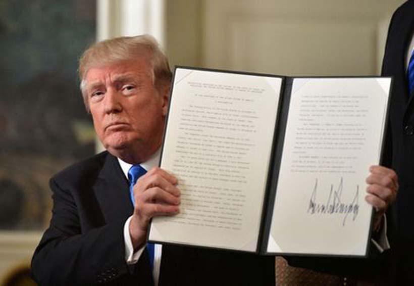 Trump reconoce a Jerusalén como capital de Israel | El Imparcial de Oaxaca