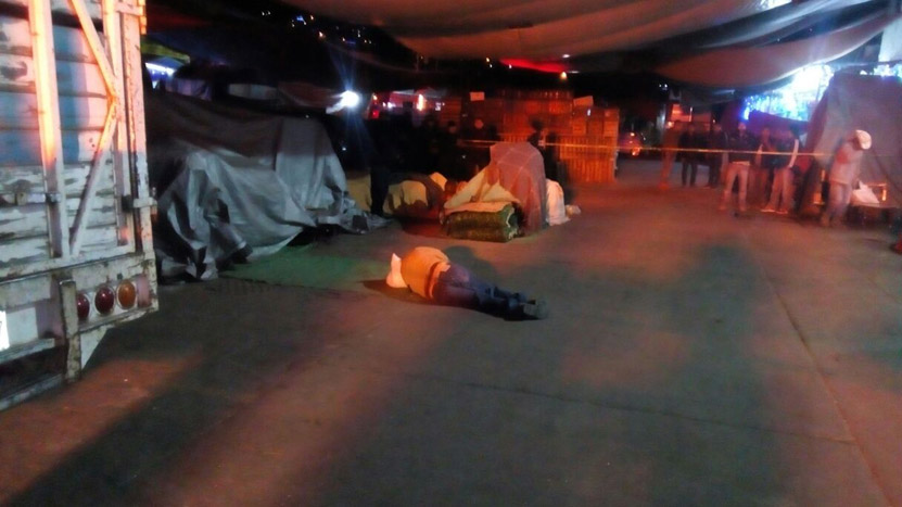Tienden trampa a comerciante en la central de abastos de Oaxaca | El Imparcial de Oaxaca