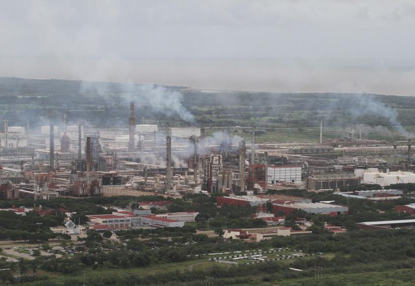 Operan de forma irregular refinería Antonio Dovalí y parques eólicos en el Istmo, Oaxaca | El Imparcial de Oaxaca