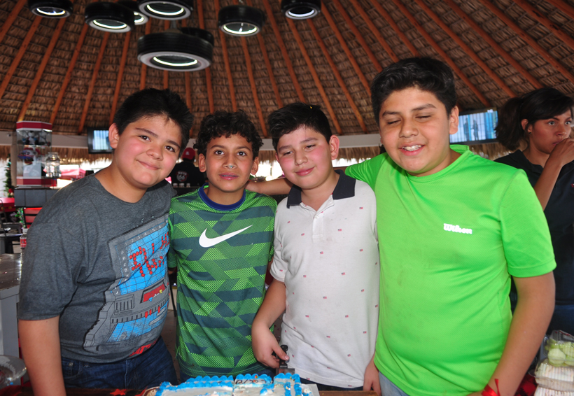 ¡Felices 13, Lalo!