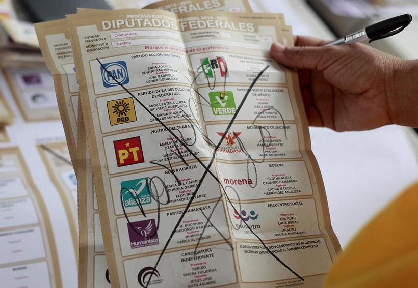 Financiamiento a campañas y partidos en 2018 será de 12 mil mdp: INE | El Imparcial de Oaxaca