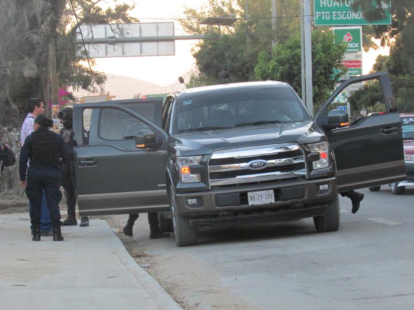 Capturan a armados al buscar motoneta robada sobre Símbolos Patrios, Oaxaca | El Imparcial de Oaxaca