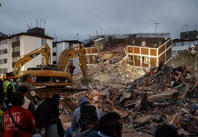 INAI ordena a Cenapred otorgar datos sobre evaluación de inmuebles | El Imparcial de Oaxaca