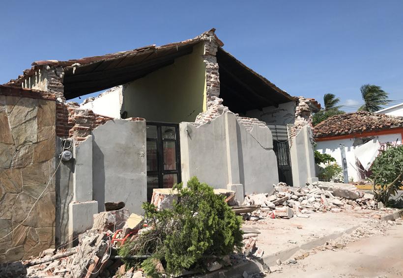 Debaten construcción de casas antisísmicas en Oaxaca | El Imparcial de Oaxaca