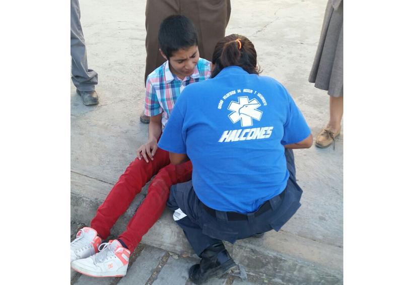 Atropellan a adolescente ciclista en El Rosario