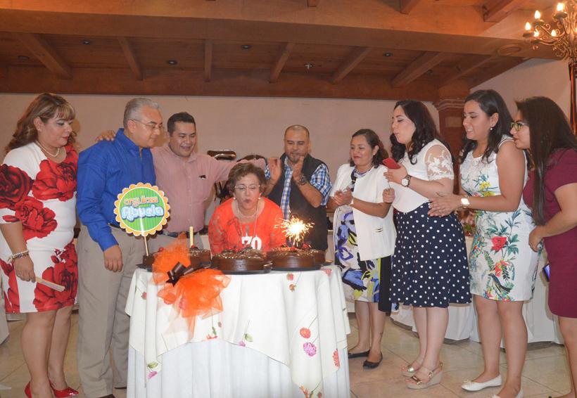 Rosalía cumple 70 años