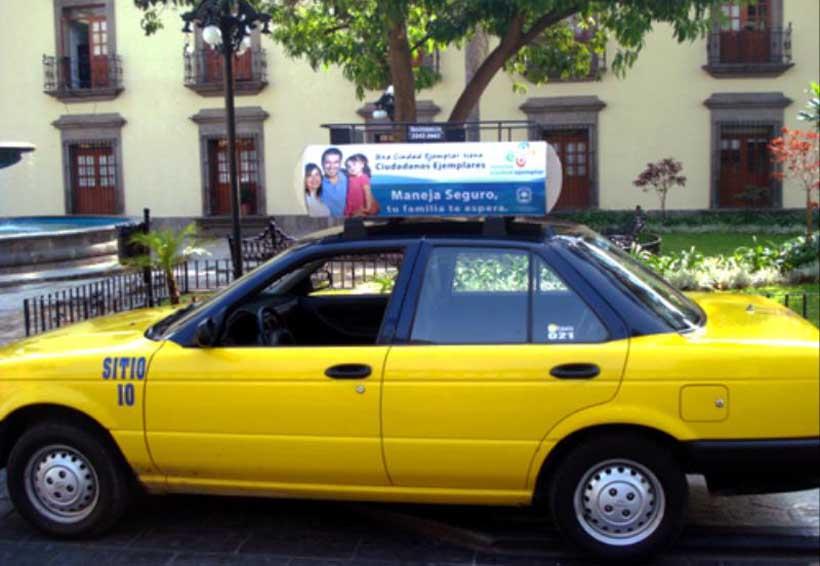 Se quejan taxistas de Tuxtepec, Oaxaca | El Imparcial de Oaxaca