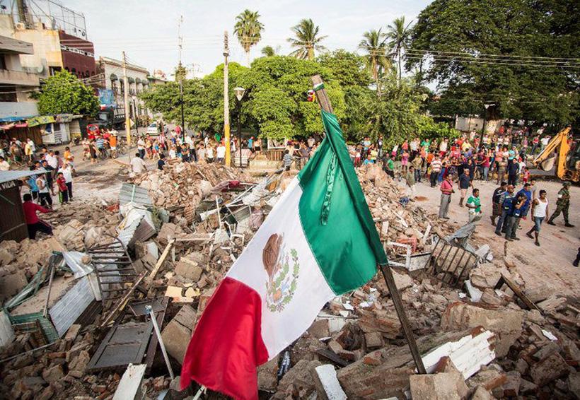 Morena ha entregado 21.6 mdp a damnificados: AMLO | El Imparcial de Oaxaca