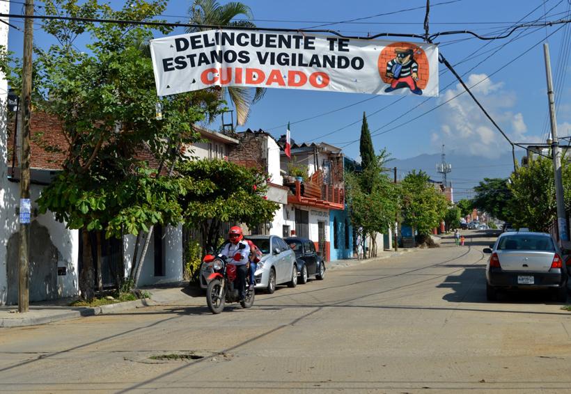 Preocupa inseguridad a los oaxaqueños | El Imparcial de Oaxaca