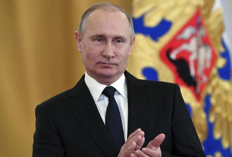 Putin califica de terrorismo explosión en San Petersburgo | El Imparcial de Oaxaca