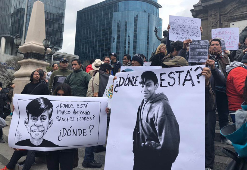 Amnistía Internacional exige investigación exhaustiva por desaparición de estudiante | El Imparcial de Oaxaca