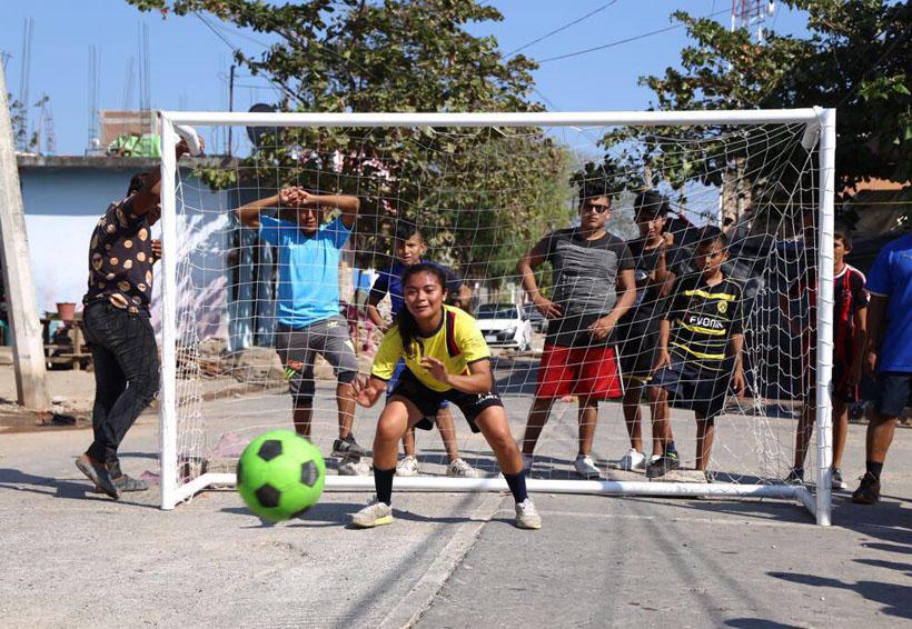 Impulsan actividades culturales y deportivas en el Istmo de Oaxaca