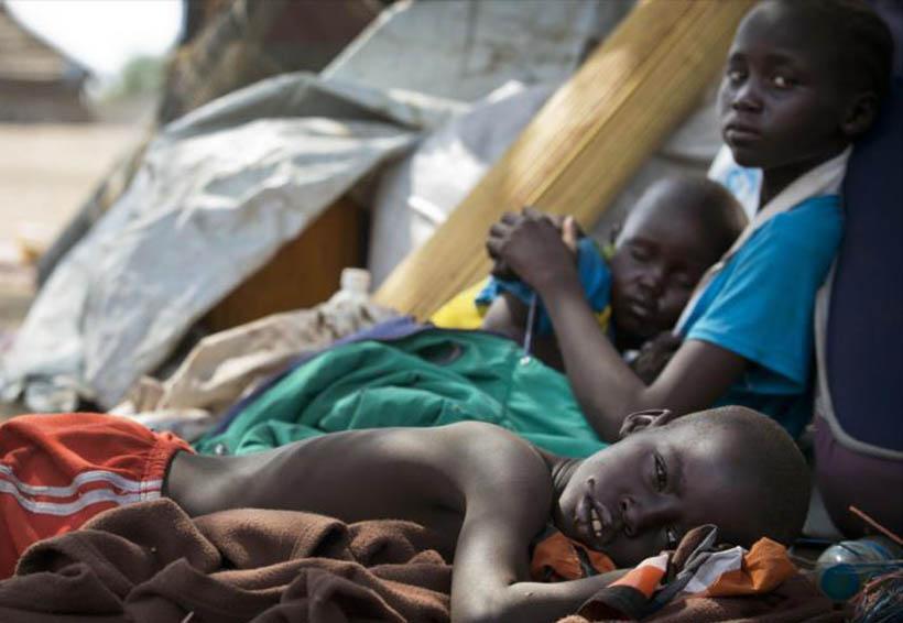 Unos 250 mil niños en Sudán del Sur están en riesgo inminente de muerte | El Imparcial de Oaxaca