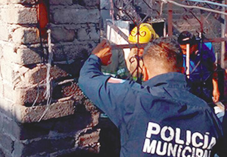Dos niños mueren calcinados al incendiarse su vivienda | El Imparcial de Oaxaca