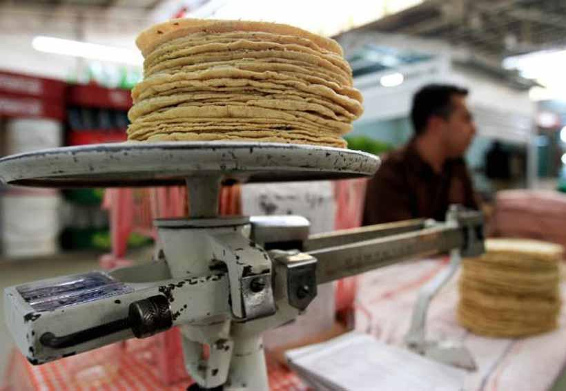 Aumento al precio de la tortilla no es autorizado: SE | El Imparcial de Oaxaca
