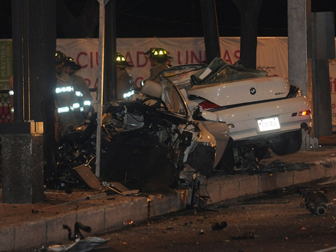 Declaran culpable de homicidio a conductor de BMW que chocó en Reforma en la CDMX | El Imparcial de Oaxaca