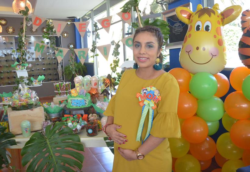 ¡Stephany será mamá!
