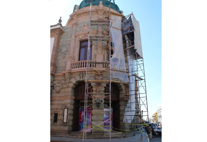 Planean  devolver  vocación  cultural al teatro Alcalá