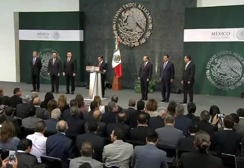 Cambios en gabinete de EPN: Osorio Chong deja Segob; Perez Magaña nuevo tilular de Sedesol | El Imparcial de Oaxaca