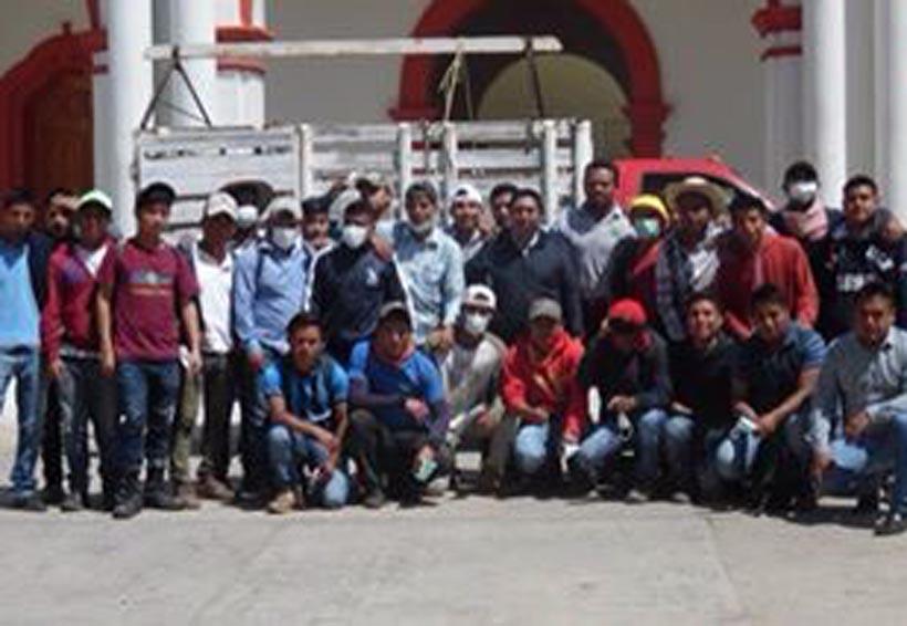 ITSMIGRA trabaja con comunidades de Oaxaca para mitigar los incendios forestales