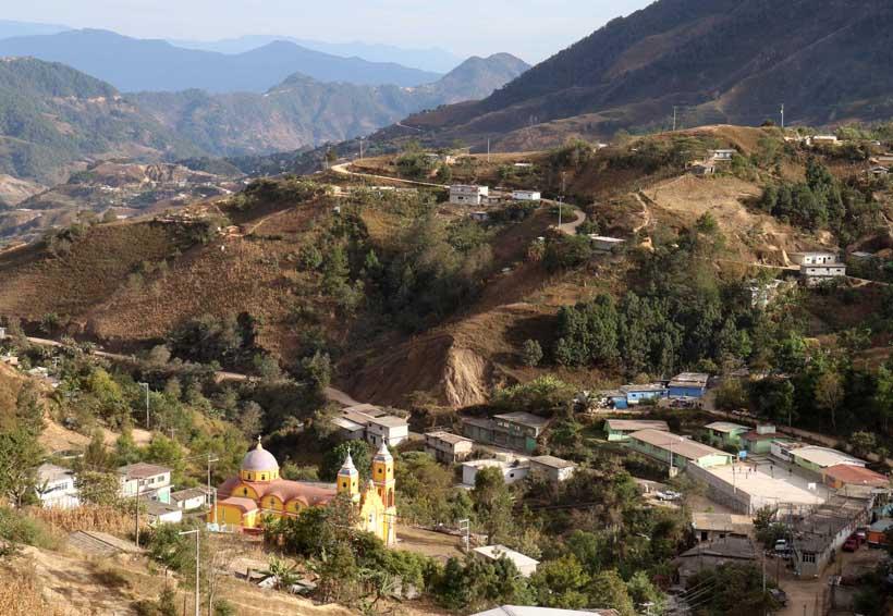 Impactan bajas temperaturas a Oaxaca