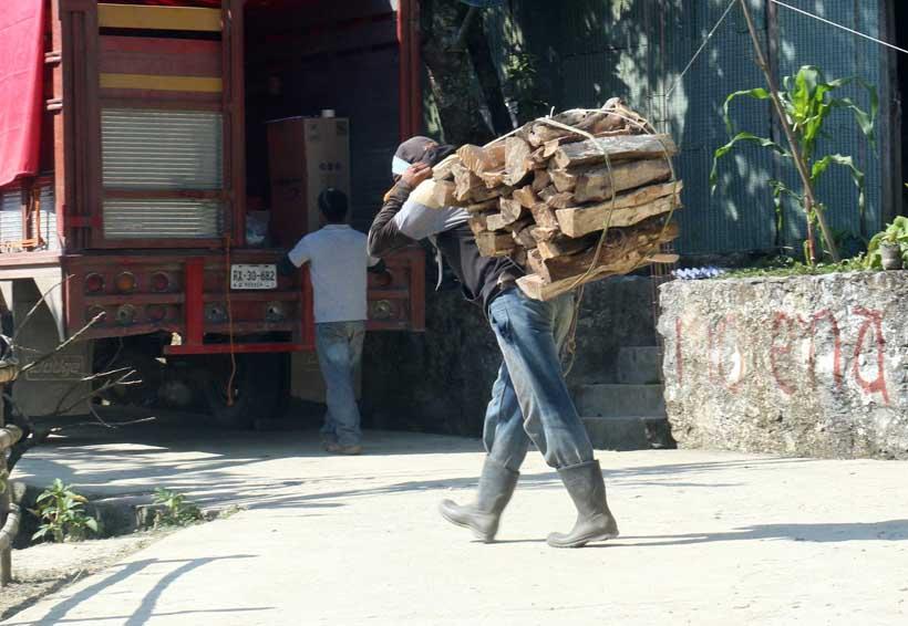 Se agudiza la pobreza en la Sierra Mazateca