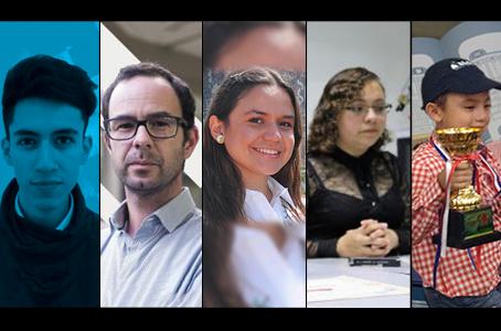 Conoce a los genios mexicanos que conquistaron el 2017 | El Imparcial de Oaxaca