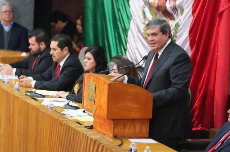 'El Bronco' toma licencia; piden a sustituto que no le ayude a conseguir las firmas | El Imparcial de Oaxaca