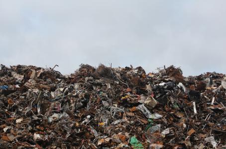 Así es como la basura esta enriqueciendo a una pequeña ciudad de la India | El Imparcial de Oaxaca