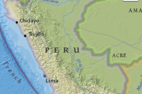 Sismo magnitud 7.1 golpea a Perú | El Imparcial de Oaxaca