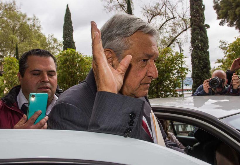 Audio es parte de la guerra sucia en mi contra: AMLO | El Imparcial de Oaxaca
