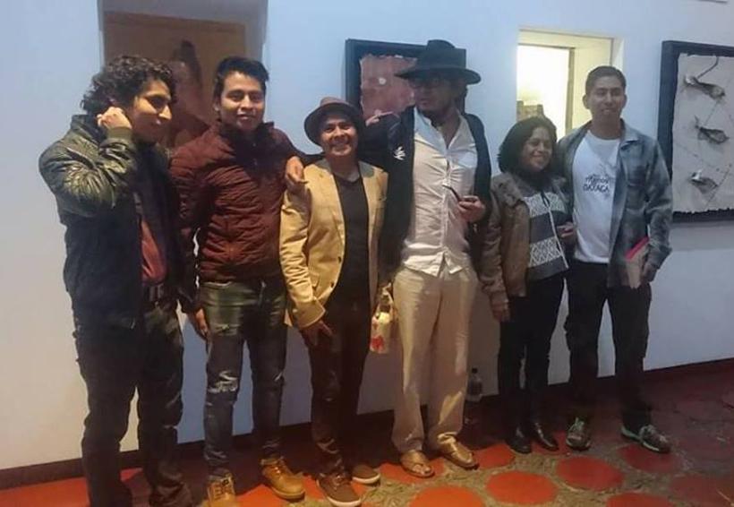 Artistas Mixtecos exponen desnaturalización