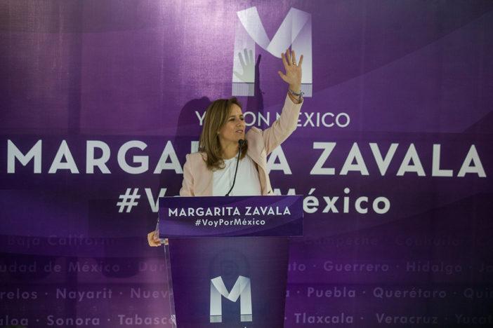López Obrador está políticamente en los 70: Zavala | El Imparcial de Oaxaca
