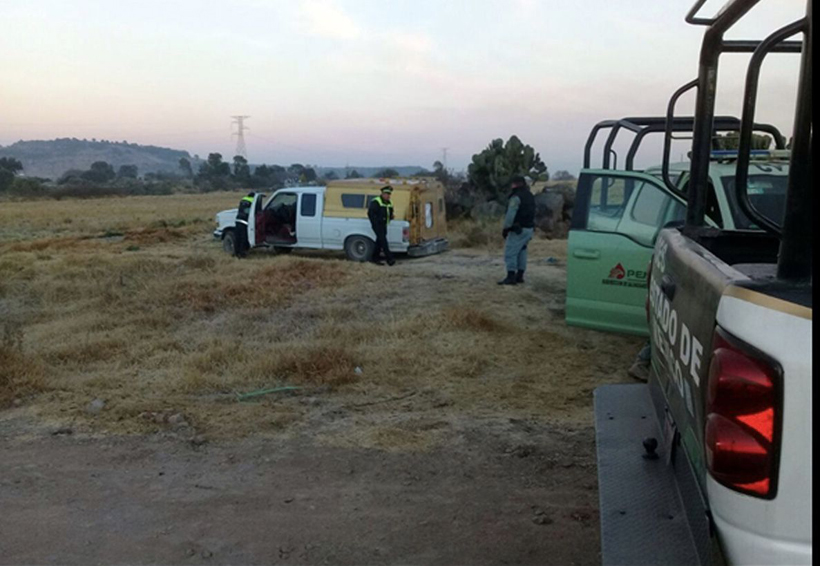 Policías recuperan más de mil litros de huachicol | El Imparcial de Oaxaca