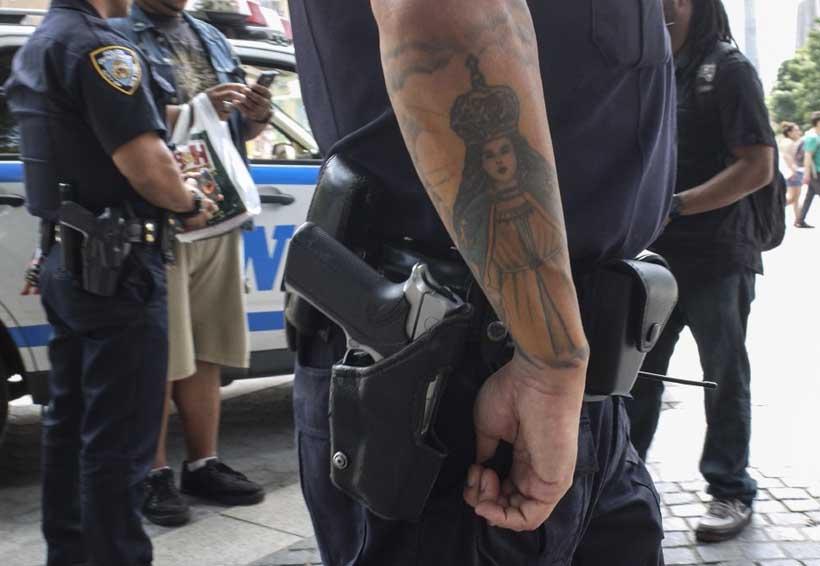 Aumentan muertos por disparos de policías en 2017 en EU | El Imparcial de Oaxaca