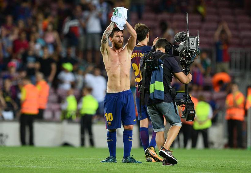 Real Madrid habría intentado fichar a Messi por 250 mde | El Imparcial de Oaxaca