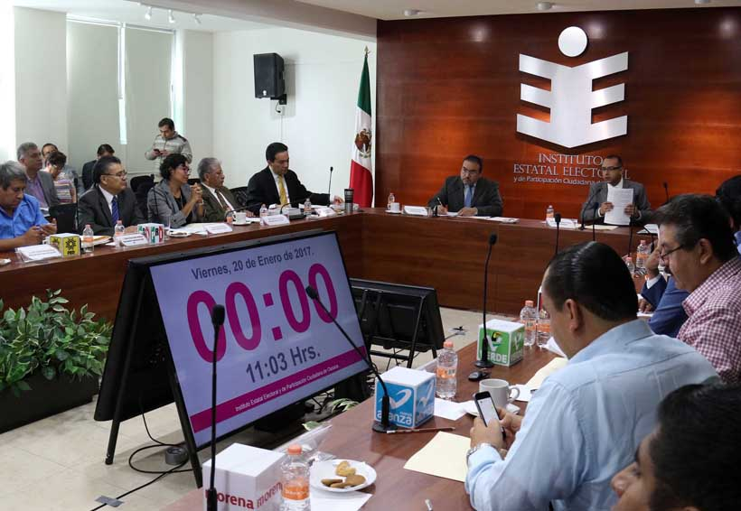 Impugnan lineamientos de paridad de género en Oaxaca | El Imparcial de Oaxaca