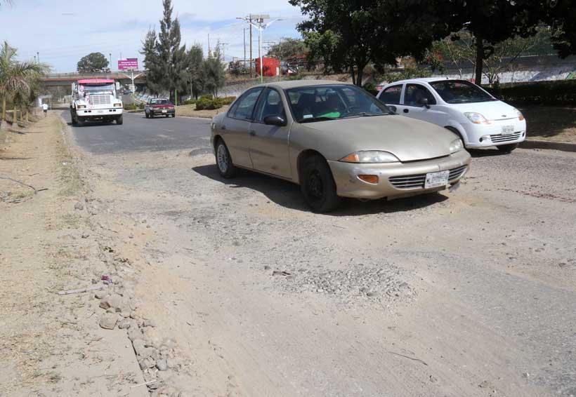 Abandona Caminos y Aeropistas de Oaxaca el  'Circuito Interior'
