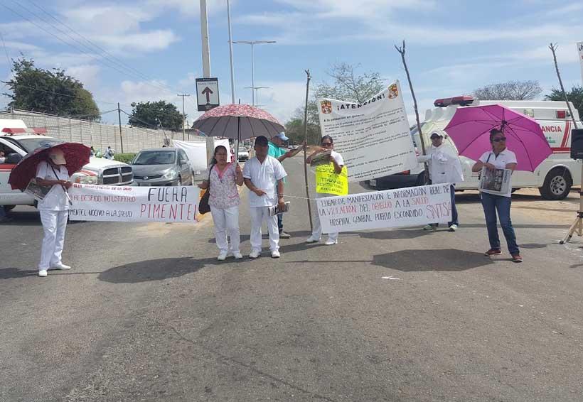Abandona Jurisdicción Sanitaria  de la Costa y busca diputación