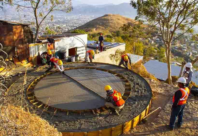 Abastecerá SAPAO agua potable a colonias de Oaxaca