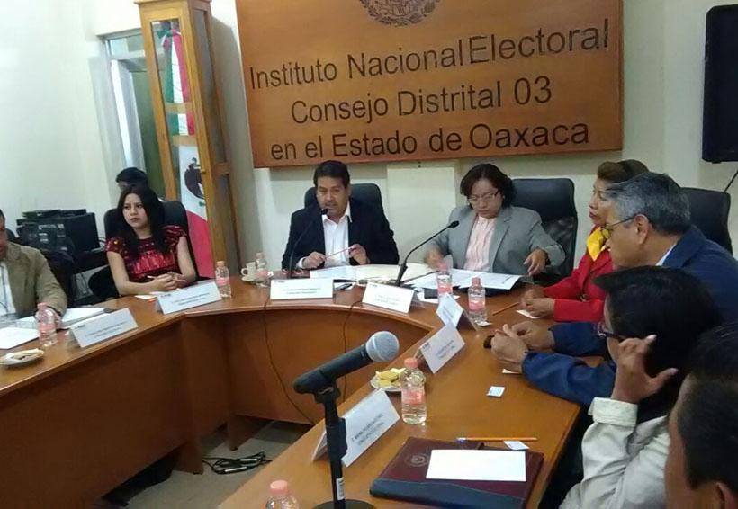 Actualiza INE padrón  electoral distrito 03  en la Mixteca de Oaxaca | El Imparcial de Oaxaca