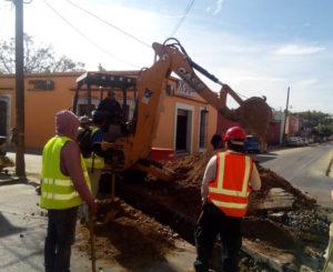 Afecta cierre de calles a comercios de Oaxaca