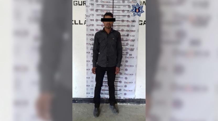 Detienen a joven  con moto robada en Sola de Vega | El Imparcial de Oaxaca